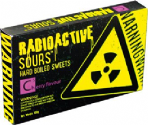 Radio Active Sours Cherry 100g